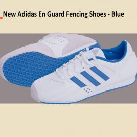 TENIS NEW ADIDAS EN GUARD BLUE