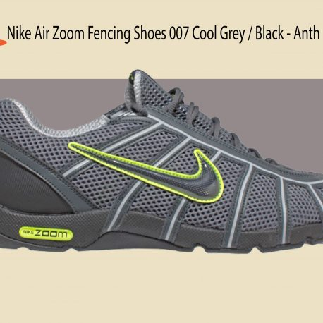 Nike Air Zoom Fencing Shoes 007 Cool Grey Black – Anth